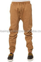 Embroidered Jogger Pants in high quality