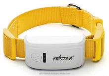 Pet GPS Tracker with collar, Geofence, ON/OFF Button, IP65 Waterproof dog and cat gps tracker