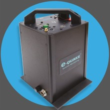 e-QUAKE-ACC ACCELEROMETER AND STRONG MOTION RECORDERS