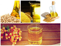 Non GMO Refined Soybean oil from Brazil.