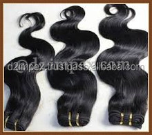 Brazilian Virgin Straight Hair One Donor Unprocessed Human Hair Extensions Natural Color overseas supplier