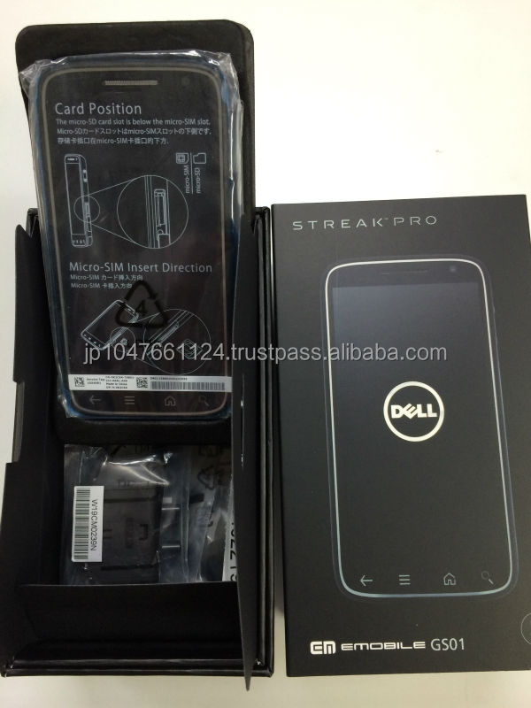 Famous brand in Japan used ultra slim android smart phone