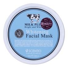 Scentio Milk Plus Whitening Q10 Facial Mask