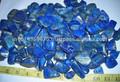 lapis lazuli natural de pedra cor índigo bruto gemstone qualidade fina em bruto