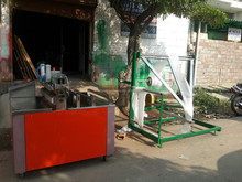 Stainless Steel Air Bubble and EPE foam Bag Making Machine