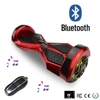 "8"" Bluetooth Self Balancing hoverboard 2 wheels Scooter LED Speaker Remote Smart Skateboard Drifting Electric Roller(PEDA MOTOR)"