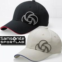 Samsonite 3D logo embroidered Cap SNCP-101 golf head wear Samsonite cap