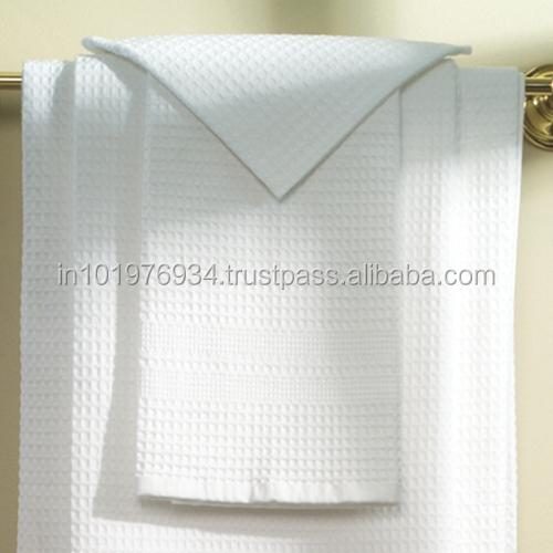 Printed Cotton Kitchen Towels Bulk