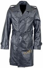 Allegator, Crocodile and Python Leather Genuine Leather Jacket and Coat