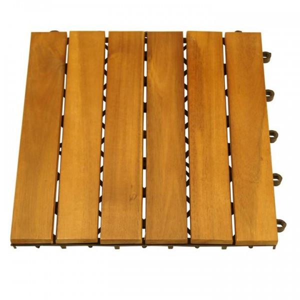 나무 바닥 타일 정원 야외 가구 새로운 디자인-플라스틱 바닥재 ...