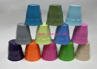 Colorful rice safety melamine cup