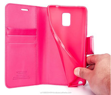 Business sonata wallet cases cover leather Case with card slot for iphone 5 6 6 plus