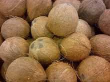 Good Quality Pure Dry coconut for sell