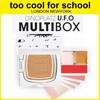 TOO COOL FOR SCHOOL DINOPLATZ U.F.O MULTIBOX /Foundation