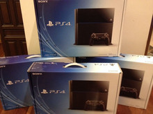 Free Shipping for Brand New Original Play station 4 console 500GB Bundle PS4 Camera & 10 games + 4 wireless Controllers