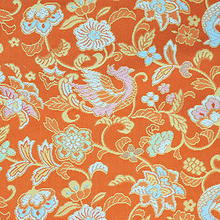 Japanese Traditional Textile Material of Brocade Kimono Fabric for handicraft, OEM and small lot order available