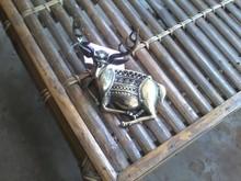 Metal Deer Showpiece for home decoration
