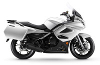 motorcycle 650 deuville abs
