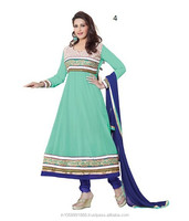 Latest Bollywood Replica Anarkali Salwar