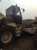 Used Ingersoll Rand Compactor Roller SD175D For Sale