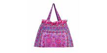 Large Size Beach Bag Cloth Strap