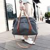 Style Duffel Bag   PP Polyester fabric handbags for traveller