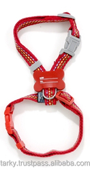 good quality pet training product stylish and colorful dog harness