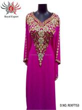 Royals rekft153 Abend kleider aus dubai marokkanischen kaftan kleid zum verkauf marokkanische kaftan