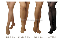 """""""BLOOM LuXE <3Sfit>"""" of the wear pressure (pressure) stockings which tighten a leg and make beautiful Rhein Made in Japan"""