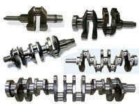 CONTINENTAL CRANKSHAFT 830686M91 Z134 - GAS 134 C.I.D. 2.2 LITER 830686M91 Z129C205 Z129C500 Z134C500