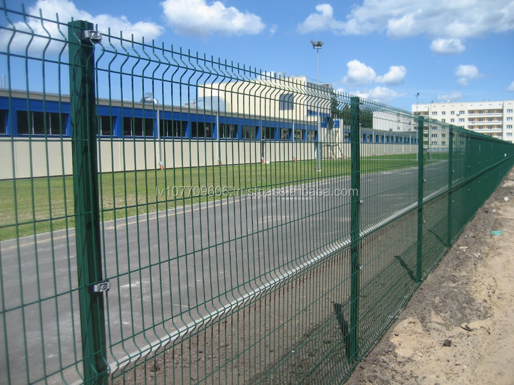 3d euro panel fence buy cheap fence panels galvanized for 3d fence