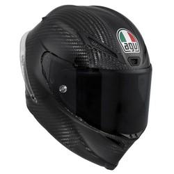AGV Corsa Pista Carbon Fiber Full Face Racing Moto GP Motorcycle Helmet