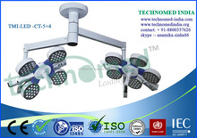 TMI-LED-CT-5+4 Cheapest camera ceiling led operating light