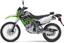 GENUINE NEW AND USED 2015 KAWASAK I KLX 250S
