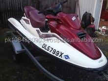 1999 Sea Doo GTX Limited w/ Trailer 951 CC Motor Jetski