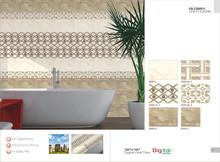 3D Inkjet Background Tiles Artist Ceramic Wall Tiles 5008
