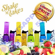 Shake N Take 3 Fruit Juicer Blender Smoothie Maker Travel Extractor