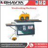 Light/Efficient and Extremely Easy to Use Woodworking Machine