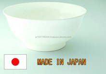 Durable and Easy to use Japanese glazed porcelain with multiple functions made in Japan