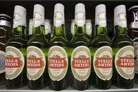 Stella Artois Beer Bottle 330ml cans