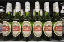 Stella Artois Beer Bottle 330ml cans