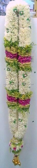 Buy Indian Fresh Flower Garlands Indian Wedding Flower Garland Fresh