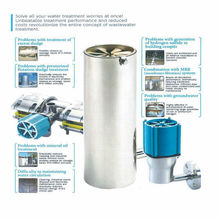 maintenance free and Japan quality aerator for Treatment of wastewater from industrial waste processing