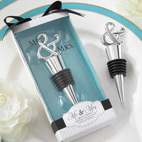 140x65mm with Silicone Zinc Alloy Bottle Stopper