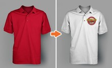 Custom Printed/ Embroidered Polo T Shirts with your Design and Logo