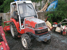 Used farming kuboat tractor X20 from Japan
