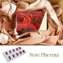 Japanese health products vegetable placenta supplement for skin regeneration