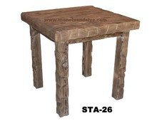 wood dining table designs with carving