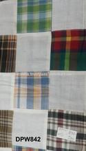 preppy controllare tessuto patchwork