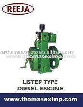 lister tipo de motor